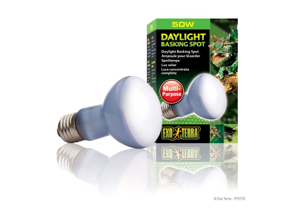 Exo Terra Daylight Basking Spot Lamp  50W