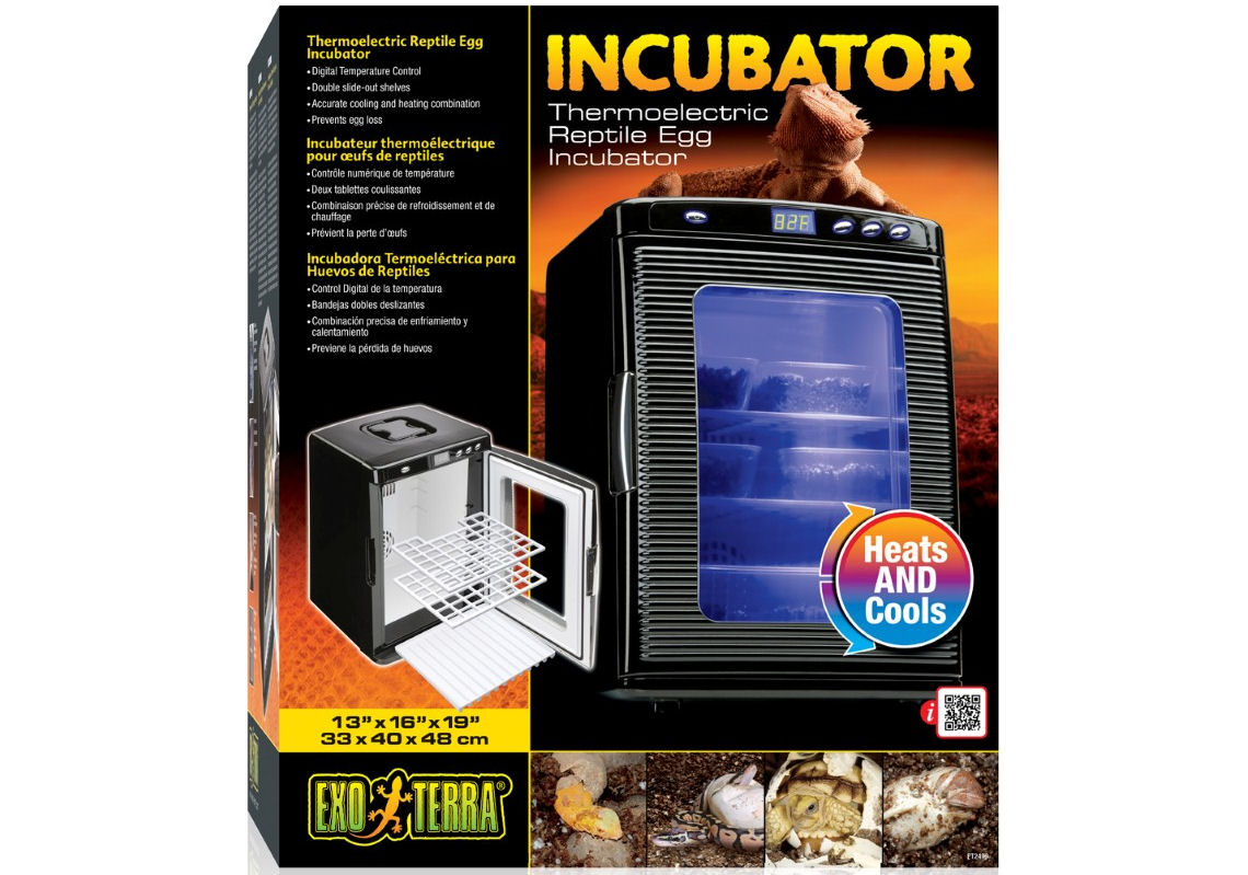 Exo Terra Reptile Egg Incubator Pt2445 Livefood Uk Ltd