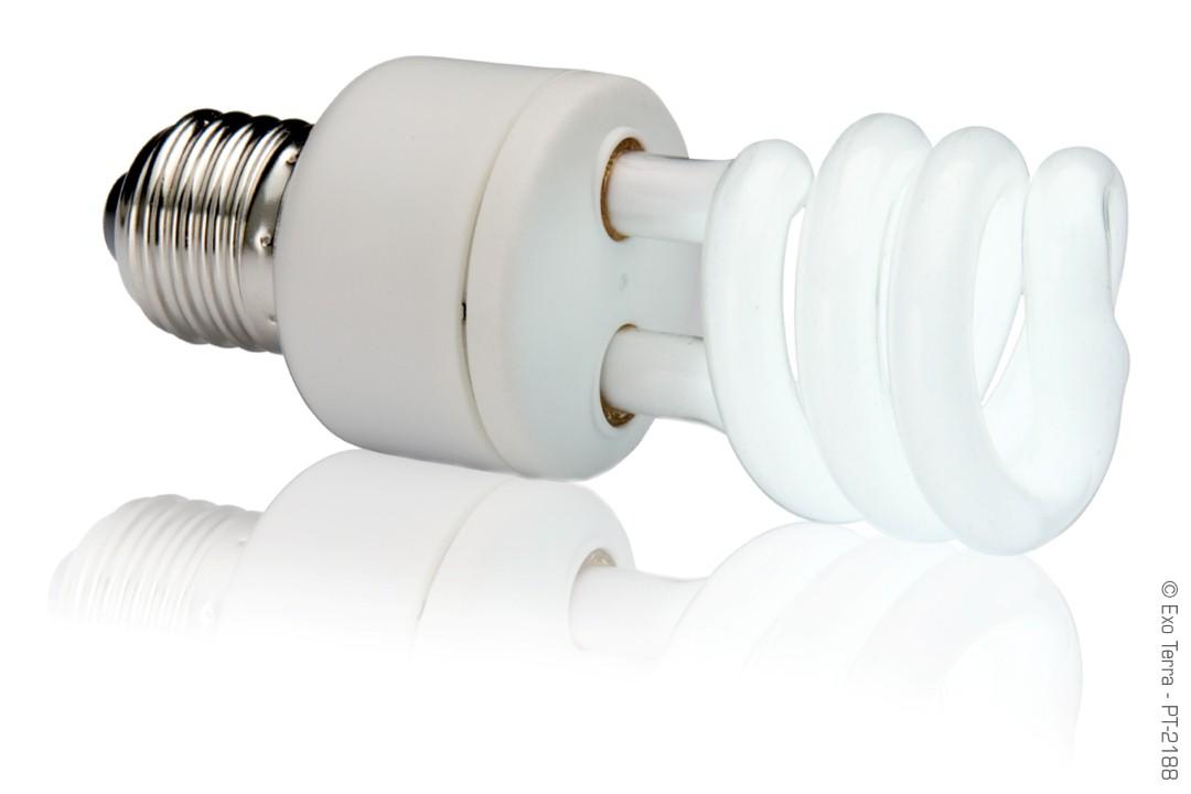 Exo Terra Reptile Uvb 150 Compact Lamp 13w Livefood Uk Ltd