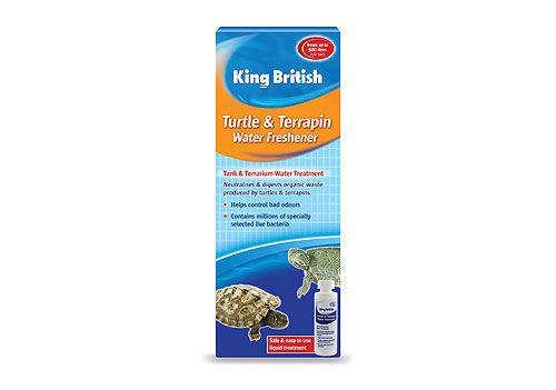King British Turtle Water Freshen 100ml