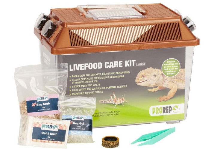 Pro Rep Livefood Care Kit Large