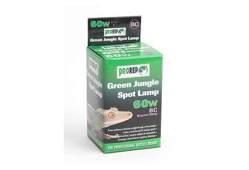 ProRep Green Jungle Spot Lamp  60W BC