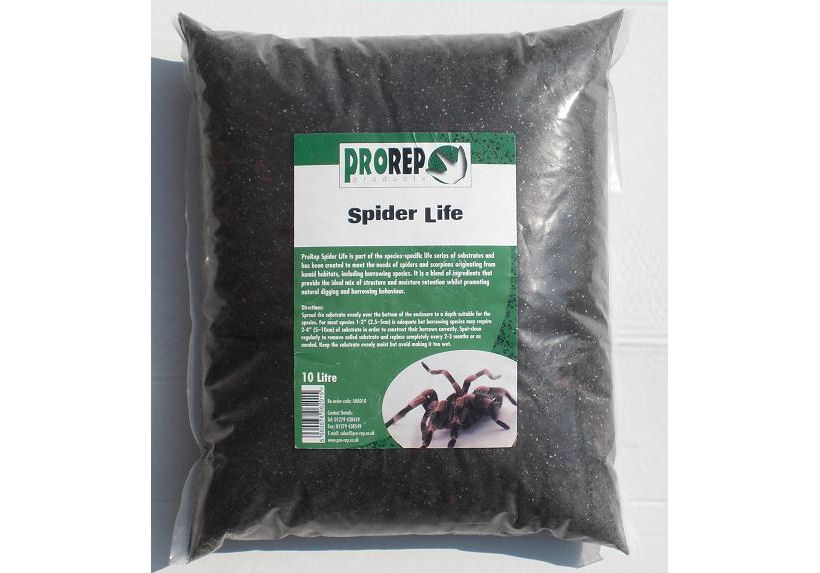 ProRep Spider Life Substrate  5L