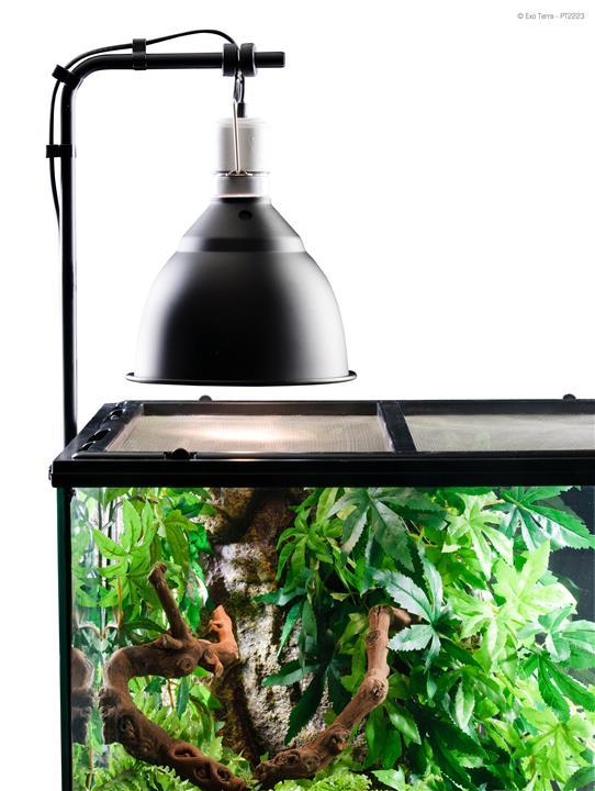 Exo Terra Lamp Holder Bracket Livefood Uk Ltd