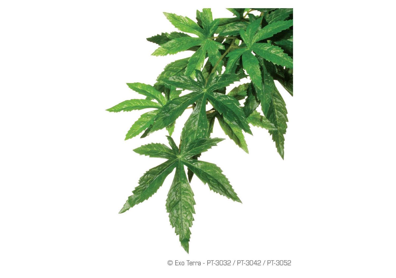 Exo Terra Hanging Rainforest Silk Plant Abutilon Small