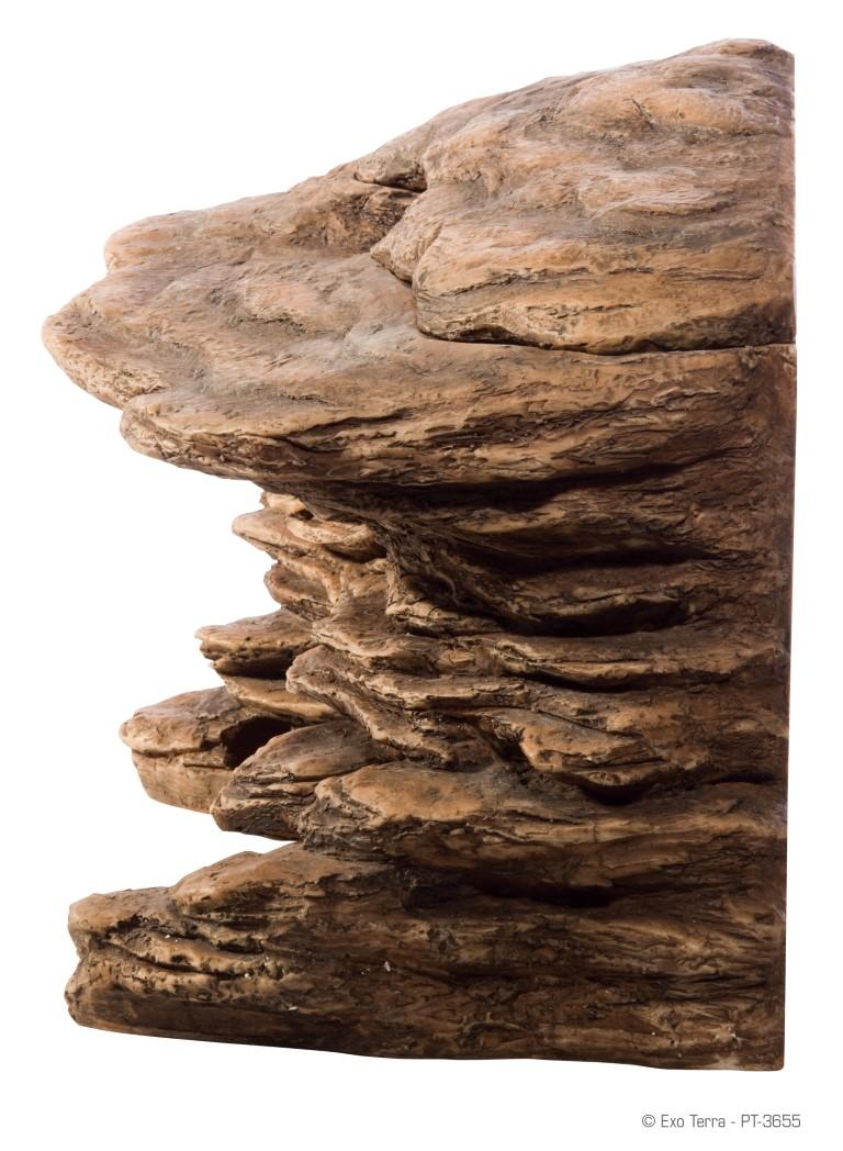 Exo Terra Turtle Cliff Aquatic Terrarium Filter Rock