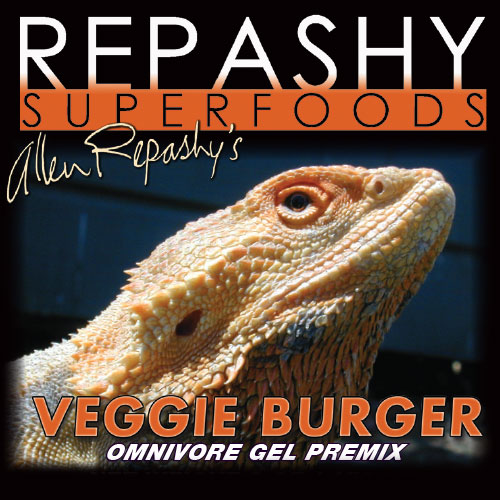 Repashy Superfoods Veggie Burger 85g
