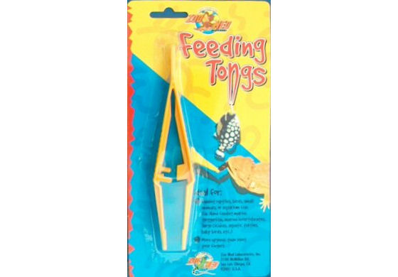 Zoo Med Plastic Feeding Tongs