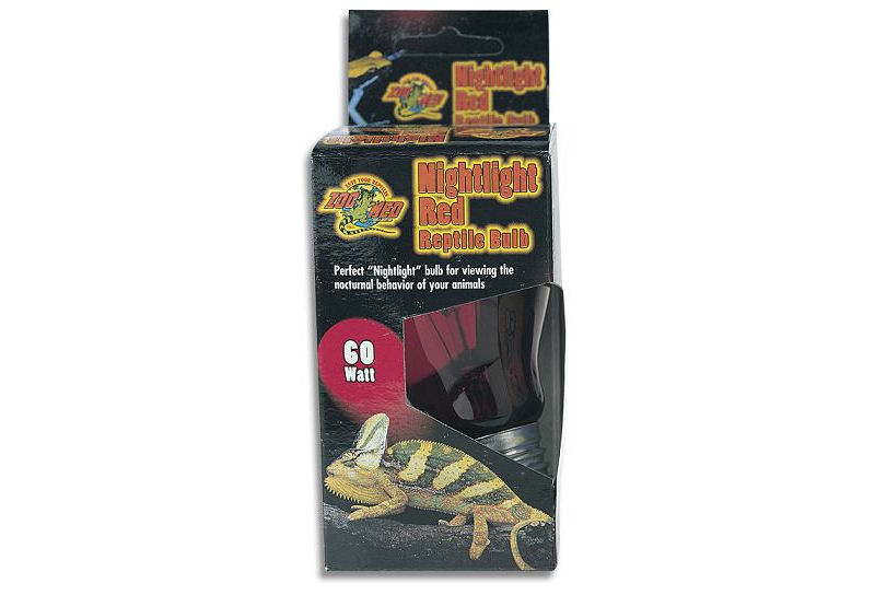 Zoo Med Nightlight Red Reptile Bulb  25W (ES)