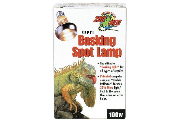 Zoo Med Repti Basking Spot Lamp 25w Livefood Uk Ltd