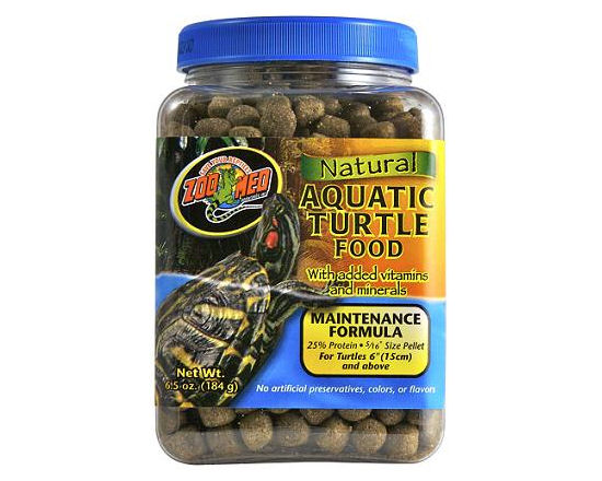 Zoo Med Aquatic Turtle Food Maintenance (Adult)  184g