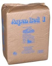 Aspen Natural Bedding BULK Bale 14.5Kg