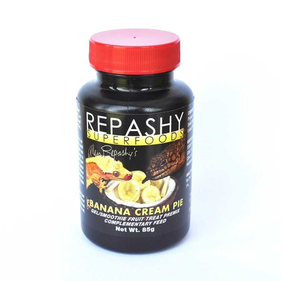 Repashy Superfoods Banana Cream Pie (LARGE SIZE) 170g