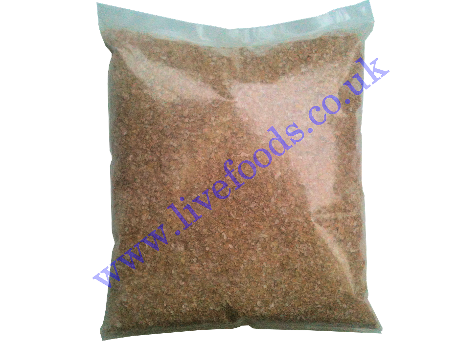 Locust Food Feeder BRAN 500g