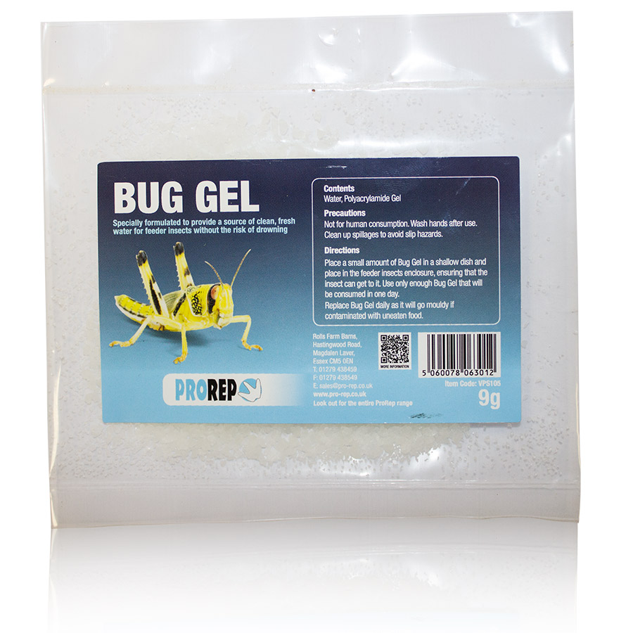 Pro Rep Bug Gel Refill Pack (9g)