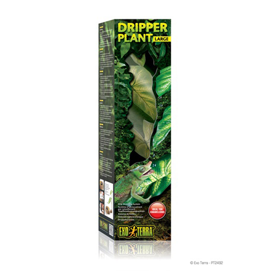Exo Terra Dripping Plant complete with pump