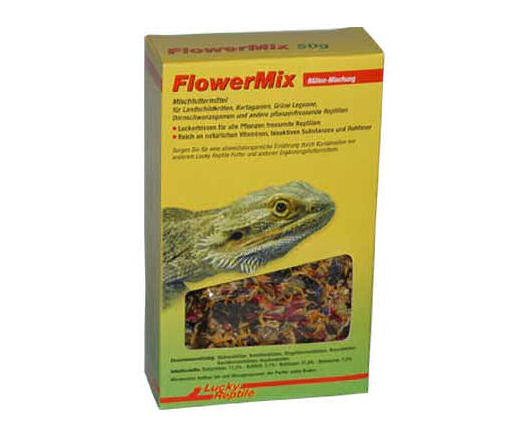 Lucky Reptile Flower Mix Herbivore Food