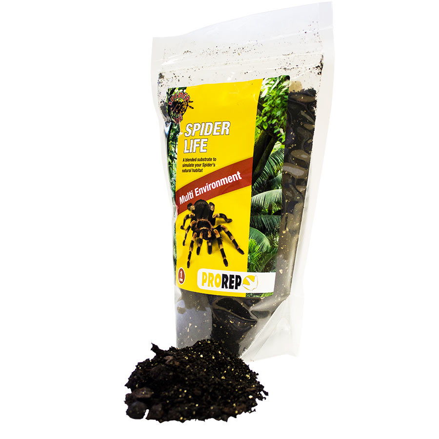 ProRep Spider Life Substrate  1L